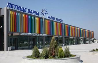 Новият пътнически терминал във Варна