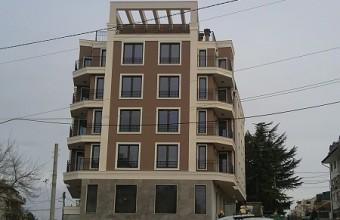 Жилищна сграда с магазини,офиси и подземен гараж в кв.Редута, гр.София